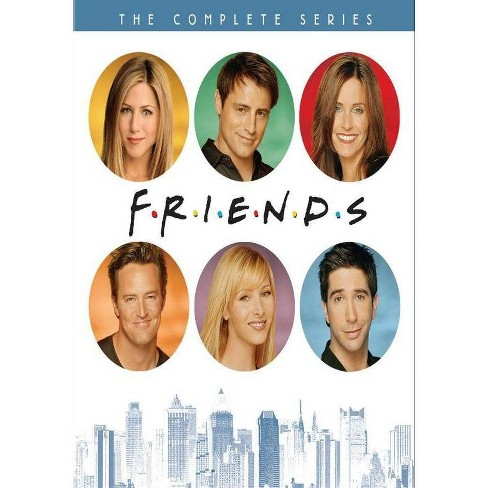 Friends: The Complete Series Dvd Video - image 1 of 1