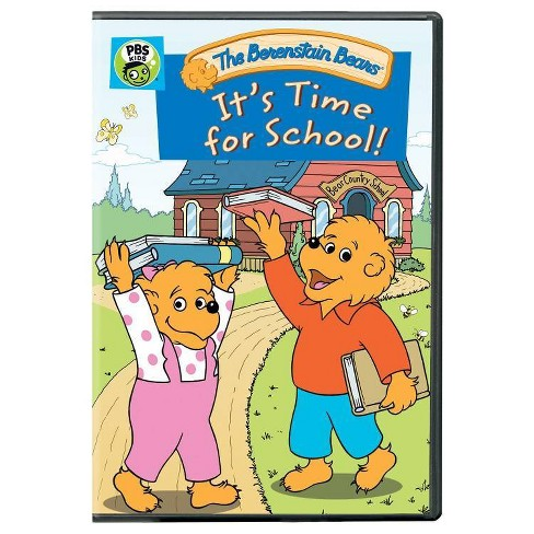 The Berenstain Bears: It's Time for School! (DVD) - image 1 of 1