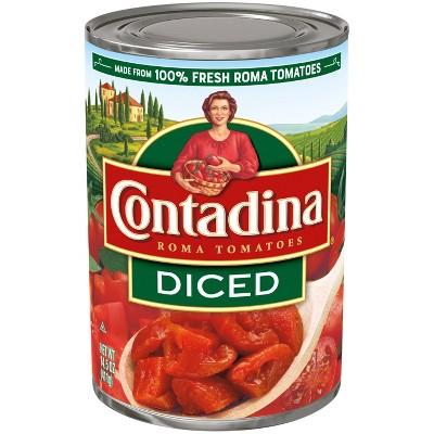 Contadina Diced Tomatoes - 14.5oz