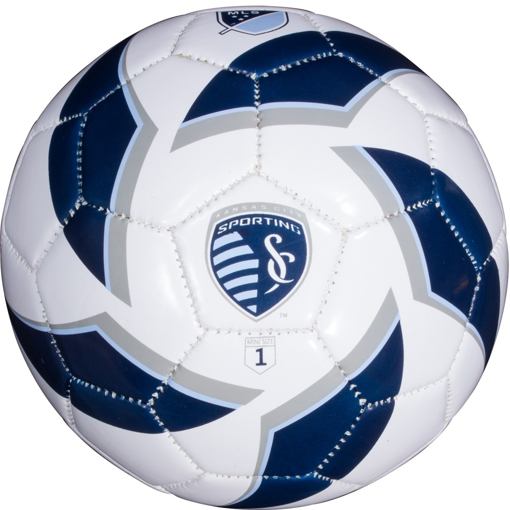 Mls Sporting Kansas City Mini Soccer Ball Size 1 Mls Sporting Kansas City Mini Soccer Ball Size 1