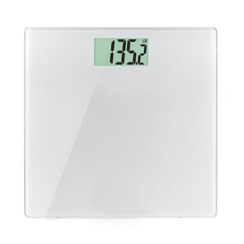 Gl Weight Tracking Scale White