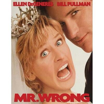 Mr. Wrong (Blu-ray)(2019)