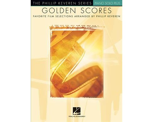 Golden Scores : Favorite Film Selections -  (Paperback) - image 1 of 1