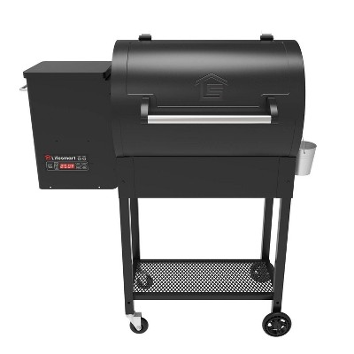 Lifesmart SCS-P760 760 Wood Pellet Grill