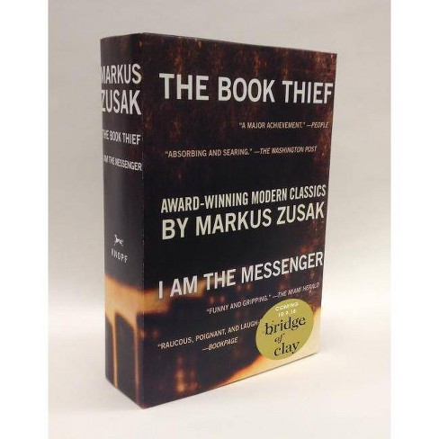 The Book Thief/I Am the Messenger Paperback Boxed Set - by  Markus Zusak - image 1 of 1