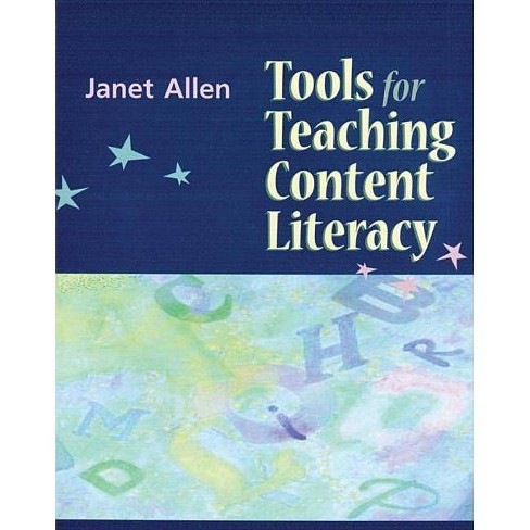 Tools for Teaching Content Literacy - by  Janet Allen (Paperback) - image 1 of 1