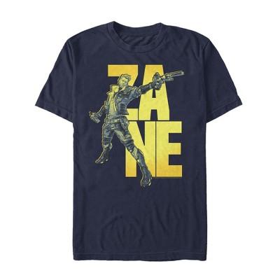 Men's Borderlands 3 Operative Zane Pose T-Shirt