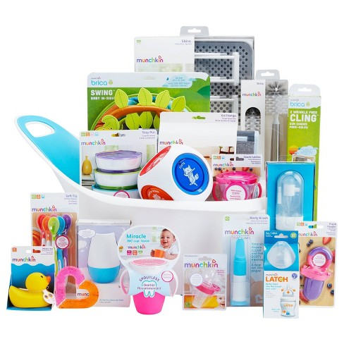 Munchkin Very Important Baby Gift Basket - image 1 of 3