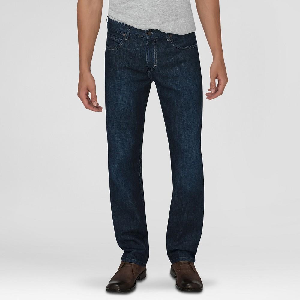 Dickies Men's Regular Fit Straight Leg 5-Pocket Jeans Tint Indigo 34X34, Blue