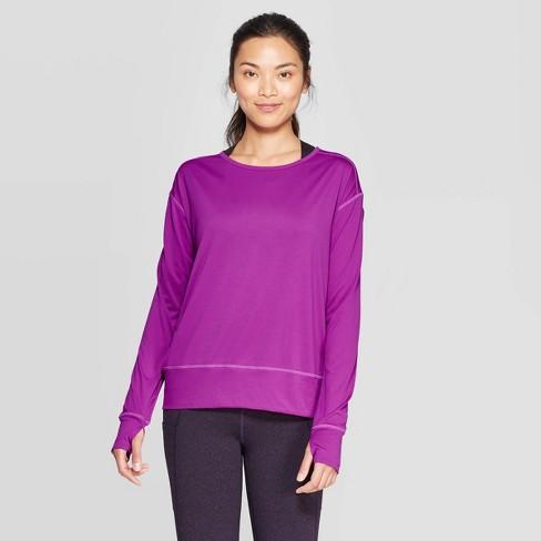 Women's Running Long Sleeve T-Shirt - C9 Champion® - image 1 of 2
