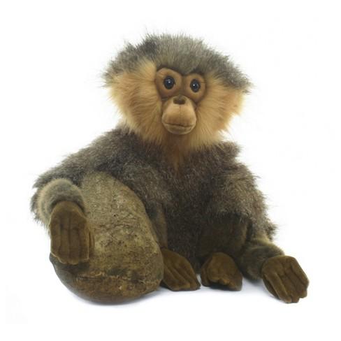 """Hansa 12 """" Seated Gibbon - image 1 of 1"""