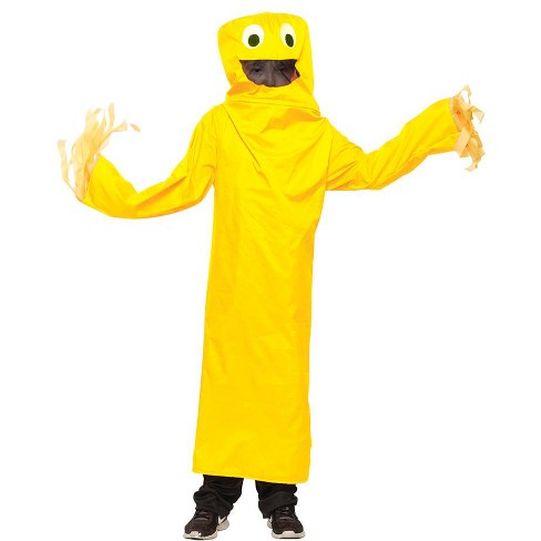 Seeing Red Yellow Wacky Waving Tube Guy Adult Costume - image 1 of 1