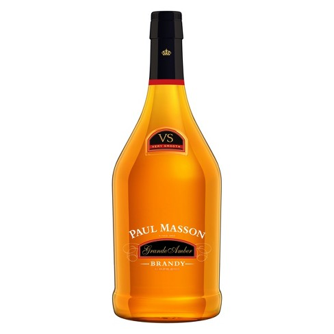 Paul Masson Grande Amber Brandy - 1.75L Bottle - image 1 of 1