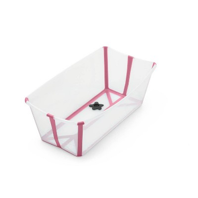Stokke Flexi Bath Tub - Pink