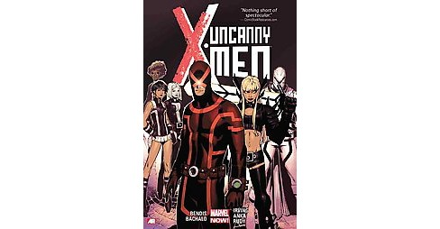 Uncanny X-Men 1 (Hardcover) (Brian Michael Bendis) - image 1 of 1