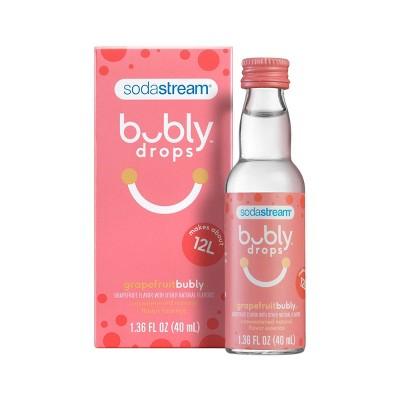 SodaStream bubly Grapefruit Drops