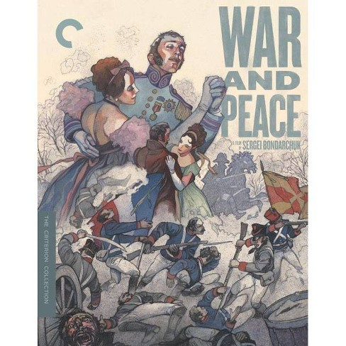 War And Peace (Blu-ray) - image 1 of 1