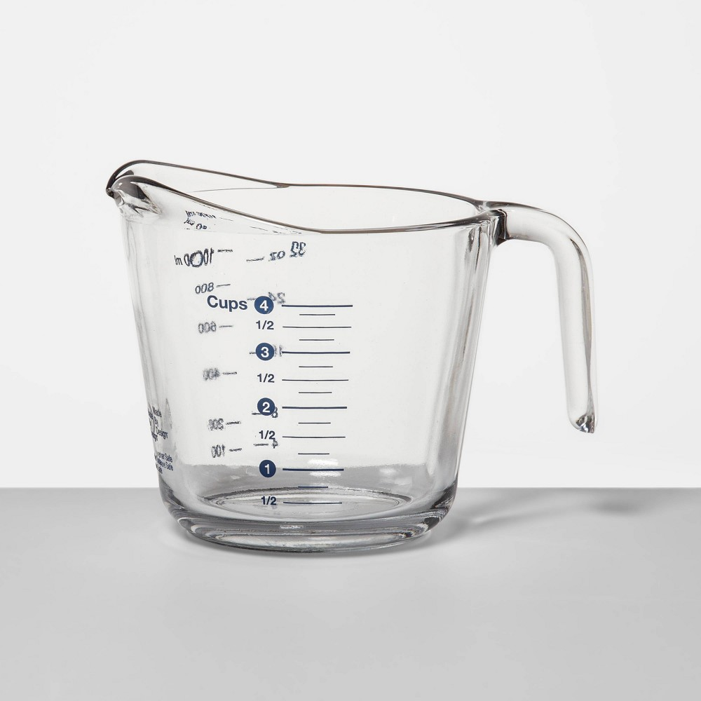 Image of 4 Cup Glass Measuring Cup - Made By Design