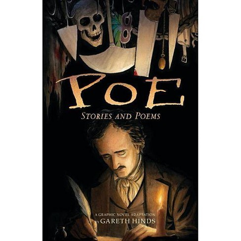 Poe: Stories and Poems - by  Gareth Hinds (Paperback) - image 1 of 1