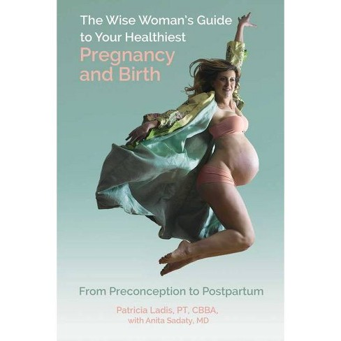 The Wise Woman's Guide to Your Healthiest Pregnancy and Birth - by  Patricia Ladis (Paperback) - image 1 of 1