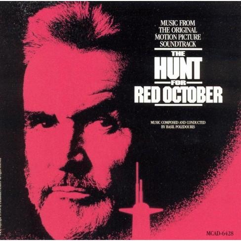 Basil Poledouris - Hunt for Red October (Original Motion Picture Soundtrack) (CD) - image 1 of 1
