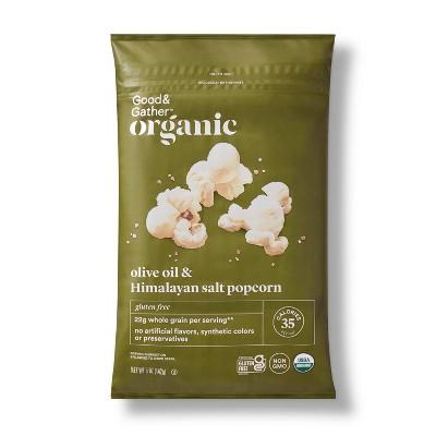 Organic Olive Oil & Himalayan Salt Popcorn - Good & Gather™