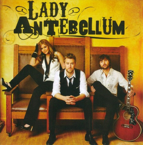 Lady Antebellum - Lady Antebellum (CD) - image 1 of 1