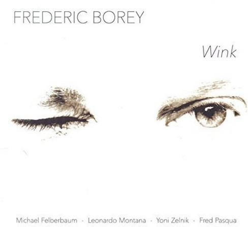Frederic borey - Wink (CD) - image 1 of 1