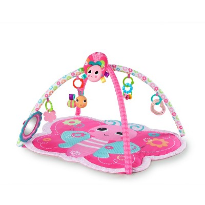 Bright Starts Bright Butterfly Activity Gym - Pink
