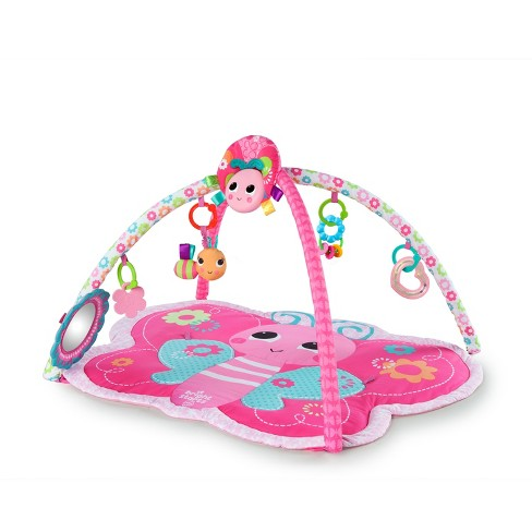 182a53a8e Bright Starts Bright Butterfly Activity Gym - Pink   Target