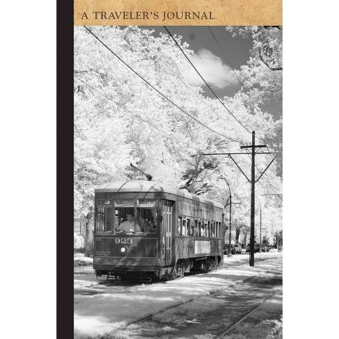 Streetcar, St. Charles Avenue, New Orleans, Louisiana: A Traveler's Journal - (Travel Journal) - image 1 of 1
