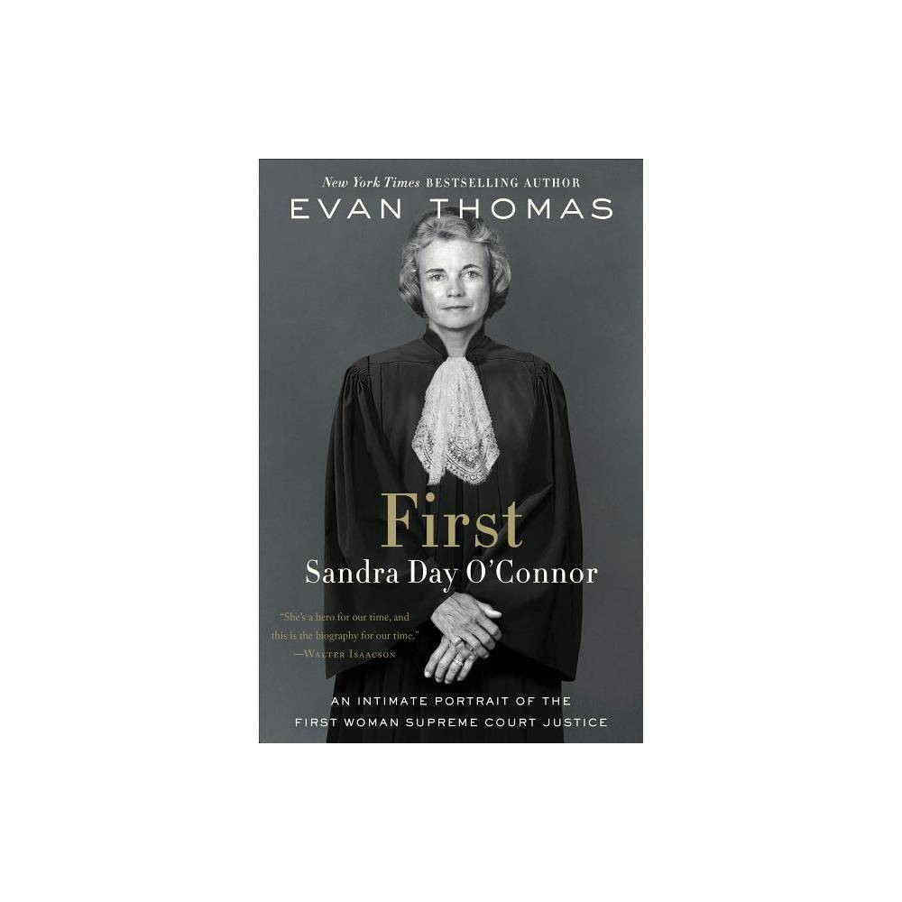 First - by Evan Thomas (Hardcover) Promos