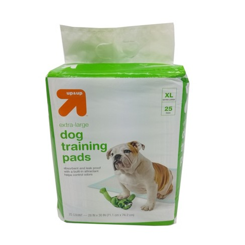Puppy Training Pads - XL - up & up™ - image 1 of 4