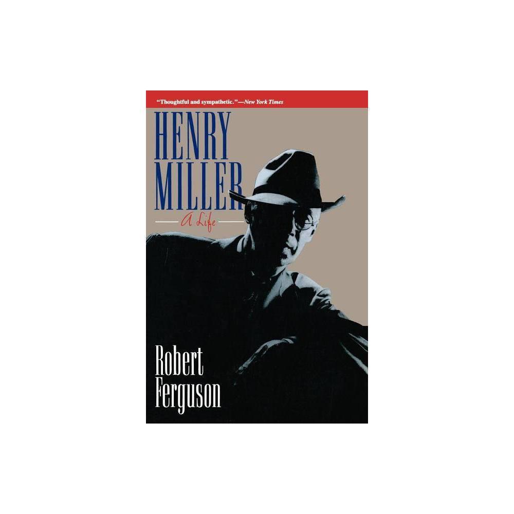 Henry Miller By Robert Ferguson Paperback