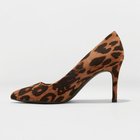 bd84a5dec Women s Gemma Pointed Toe Heeled Pumps - A New Day™   Target