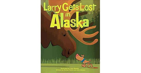 Larry Gets Lost in Alaska (Paperback) (Michael  Mullin) - image 1 of 1