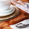 "72""X14"" Woven Table Runner with Tassels Orange - Opalhouse™ - image 3 of 4"