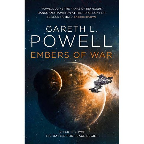 Embers of War - by  Gareth L Powell (Paperback) - image 1 of 1
