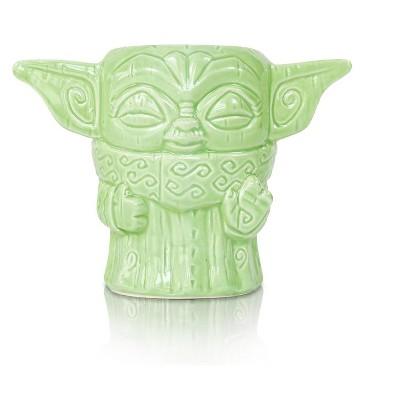 "Beeline Creative Geeki Tikis The Child ""Baby Yoda"" Force Pose Mug | Star Wars: The Mandalorian | 16 Ounces"