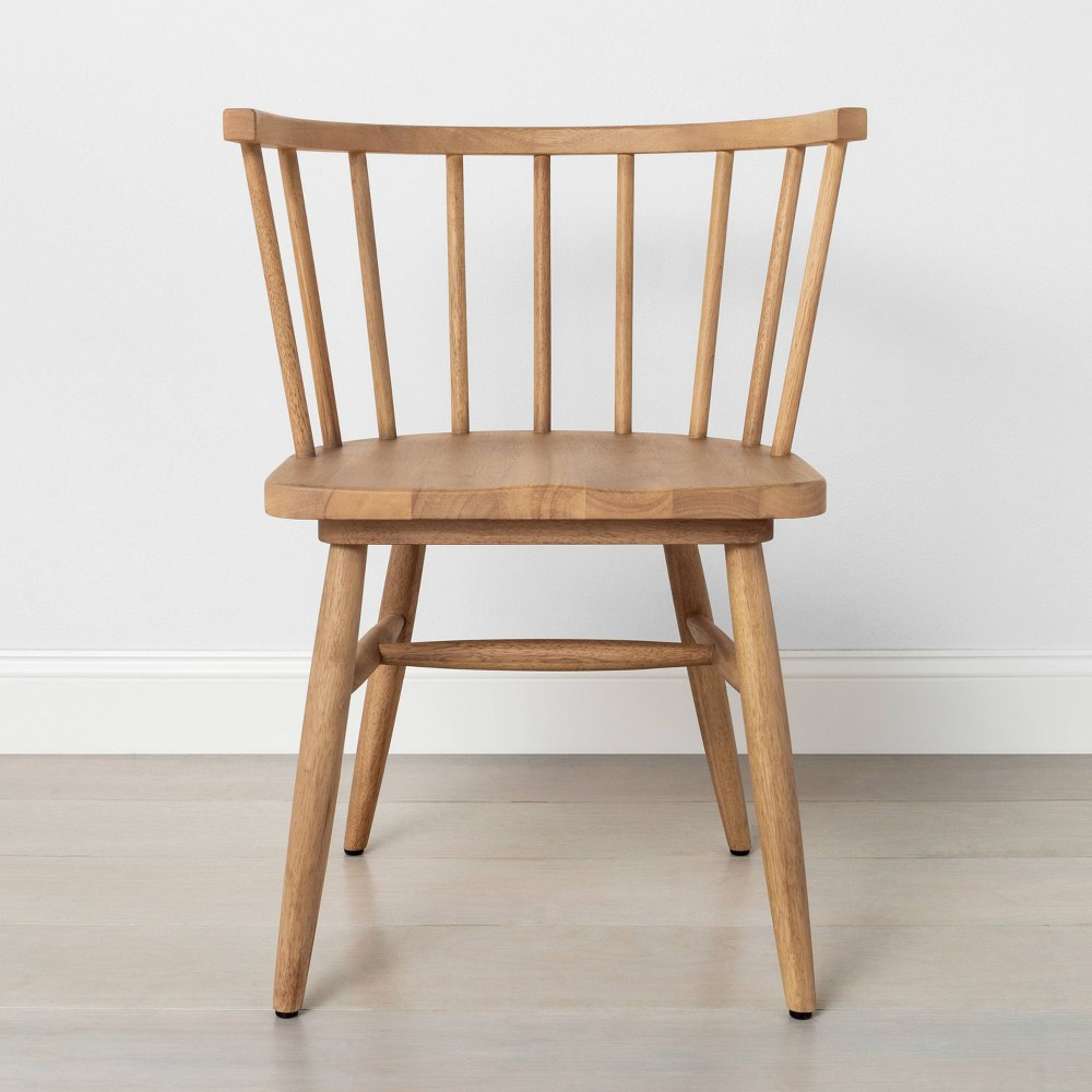 Image of Shaker Dining Chair - Hearth & Hand with Magnolia, Clear