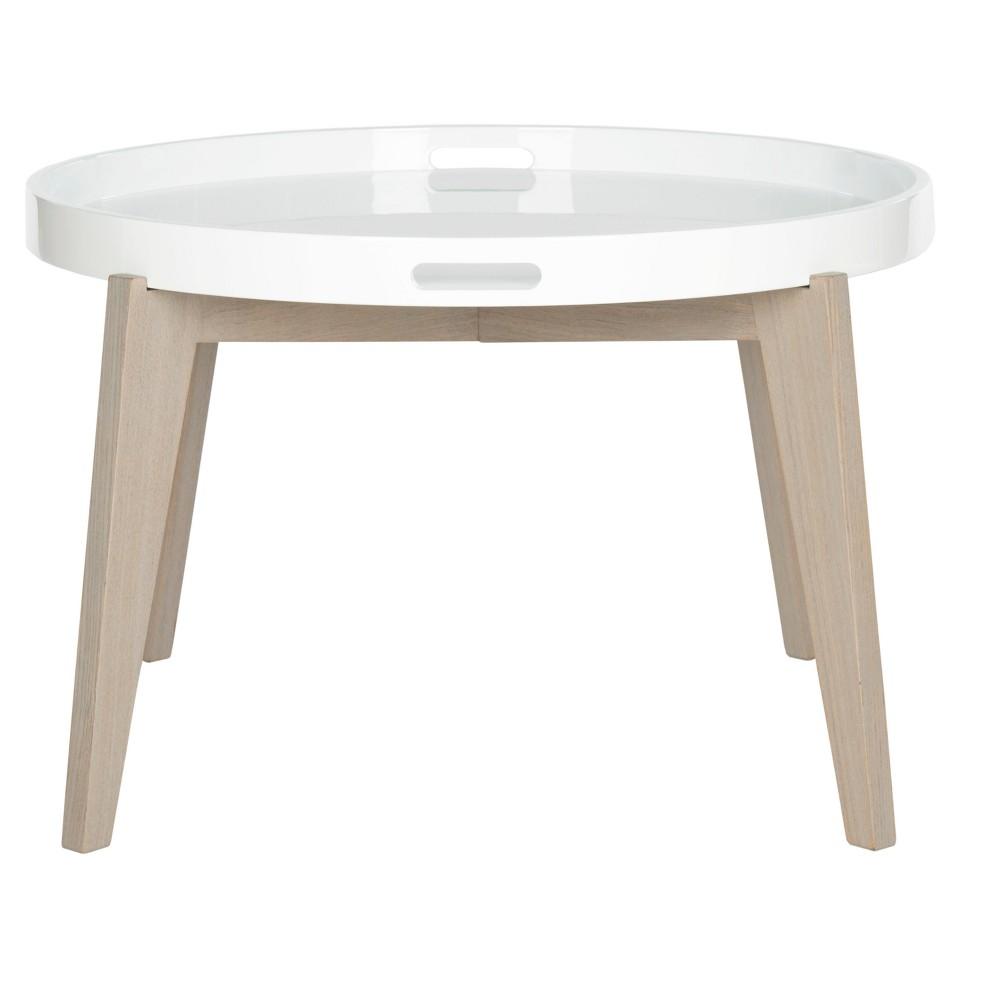 Echo End Table - Gray - Safavieh