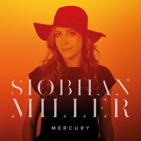 Siobhan Miller - Mercury (CD) - image 1 of 1