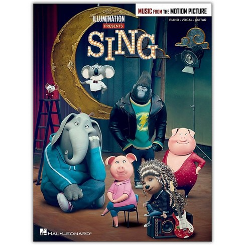 Hal Leonard Sing - Piano/Vocal/Guitar Songbook - image 1 of 1