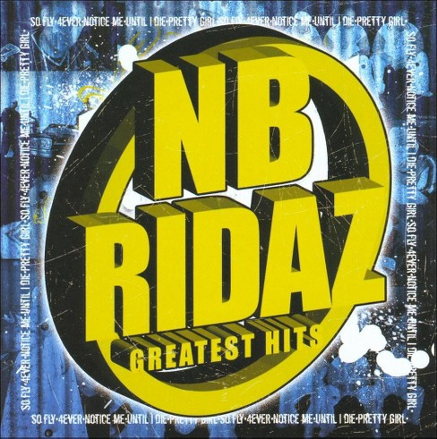 Nb ridaz - Greatest hits (CD) - image 1 of 1