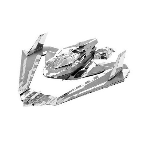 Fascinations Metal Earth Batman v Superman Batwing 3D Metal Model Kit - image 1 of 1