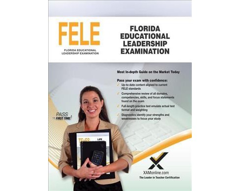 Florida Educational Leadership Examination -  by Sharon A. Wynne (Paperback) - image 1 of 1
