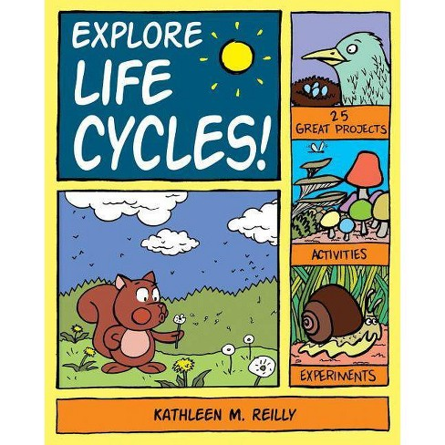 Explore Life Cycles! - (Explore Your World (Nomad Press)) by  Kathleen M Reilly (Paperback) - image 1 of 1