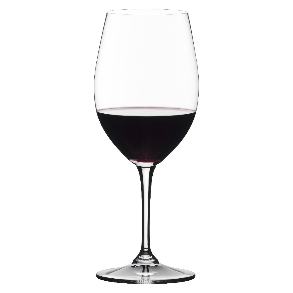 Image of Riedel Vivant 4pk Red Wine Glass Set 19.753oz, Clear