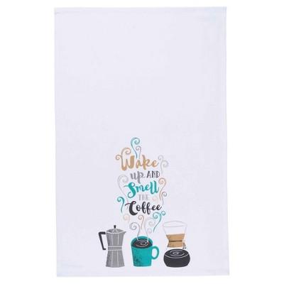 White Kitchen Towel (18 x28 )- Now Designs