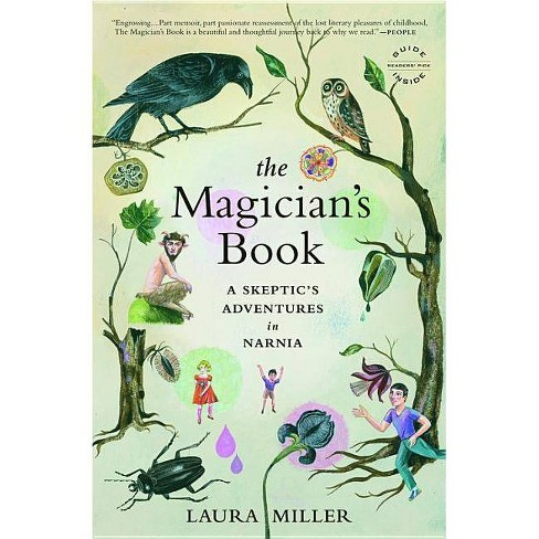 The Magician's Book - by  Laura Miller (Paperback) - image 1 of 1